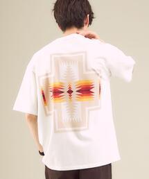 tシャツ Tシャツ [ ペンドルトン ] PENDLETON ネイティブ プリント Tシャツ|ZOZOTOWN PayPayモール店