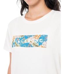 tシャツ Tシャツ BILLABONG レディース ボックスロゴ Tシャツ/ビラボン 半袖 アロハ トロピカル|ZOZOTOWN PayPayモール店