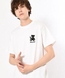 tシャツ Tシャツ DELICATE BEAR Tシャツ|ZOZOTOWN PayPayモール店
