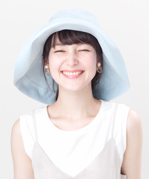 帽子 ハット カブロカムリエ レディース帽子 CC PLANE シンプルハット|ZOZOTOWN PayPayモール店