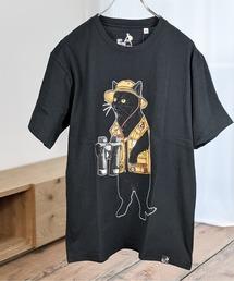 tシャツ Tシャツ go slow caravan/ゴースローキャラバン USAコットン  探検アニマルプリントTEE|ZOZOTOWN PayPayモール店