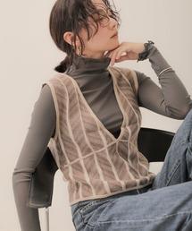 tシャツ Tシャツ 【WEB限定】メッシュメロウシースルーインナー|ZOZOTOWN PayPayモール店