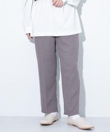 パンツ スラックス 【春カラー】カラーテーパードパンツ|ZOZOTOWN PayPayモール店