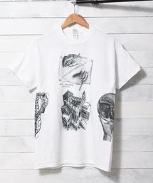 tシャツ Tシャツ 【W】【it】【ut】【10】【GILDAN】M.C.ESCHER EXCLUSIVE TEE|ZOZOTOWN PayPayモール店