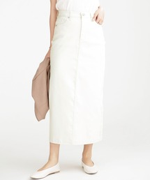 スカート WEB限定/超撥水ストレッチタイトスカート ZOZOTOWN PayPayモール店