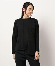 tシャツ Tシャツ La・comfy/アシメ長袖PO|ZOZOTOWN PayPayモール店