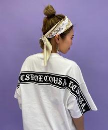 tシャツ Tシャツ DC/ディーシー  ビッグシルエット  ラインテープ柄Tシャツ   LST201307 ZOZOTOWN PayPayモール店