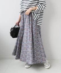 スカート フラワープリントマーメイドスカート◆ ZOZOTOWN PayPayモール店