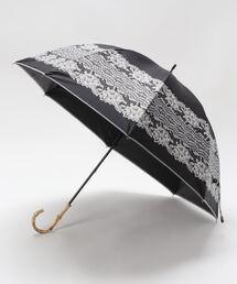 傘 完全遮光晴雨兼用 ショート傘 レース柄 ZOZOTOWN PayPayモール店