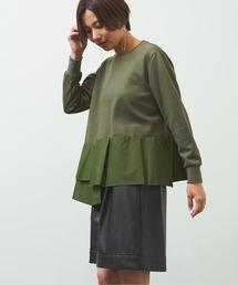 tシャツ Tシャツ ペプラム デザイン プルオーバー|ZOZOTOWN PayPayモール店