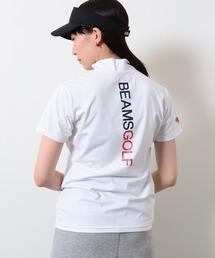 tシャツ Tシャツ BEAMS GOLF ORANGE LABEL / スポーツロゴ モックネック ZOZOTOWN PayPayモール店