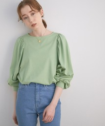 tシャツ Tシャツ ボリュームスリーブチュニックプルオーバー|ZOZOTOWN PayPayモール店