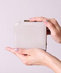 財布 【Legato Largo】エコレザー がま口 2つ折り 財布(LJ-E1104)(EL)|ZOZOTOWN PayPayモール店