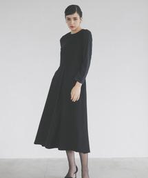 ドレス シフォン合わせロングワンピース[ブラックフォーマル対応]|ZOZOTOWN PayPayモール店