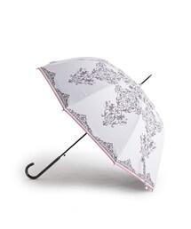 傘 ダマスク柄アンブレラ(長傘)|ZOZOTOWN PayPayモール店