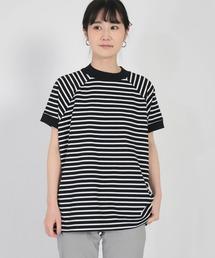 tシャツ Tシャツ [D.M.G / ディーエムジー] ボーダー天竺ラグランTシャツ|ZOZOTOWN PayPayモール店