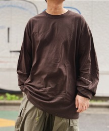tシャツ Tシャツ GILDAN(ギルダン) / ビッグシルエット コットン オーバーサイズ ロングスリーブTシャツ ロンT|ZOZOTOWN PayPayモール店