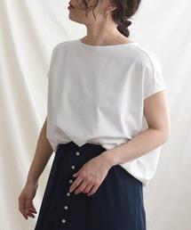 tシャツ Tシャツ 【Made in Japan】 コロンシルエットトップス|ZOZOTOWN PayPayモール店