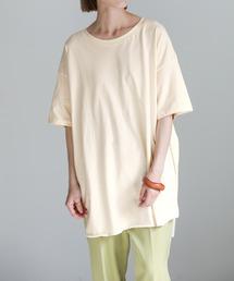 tシャツ Tシャツ 2021 SS オーガニックコットンラウンドヘムTシャツ ZOZOTOWN PayPayモール店
