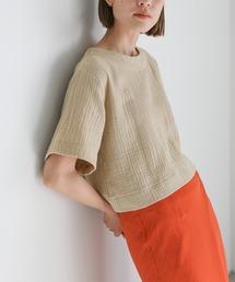 tシャツ Tシャツ 2021 SS ショートデザインコットンプルオーバー ZOZOTOWN PayPayモール店