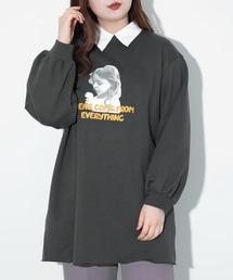 チュニック 【kutir closet】フォトプリントチュニック ZOZOTOWN PayPayモール店