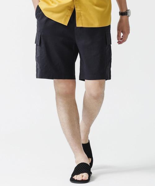 パンツ 高品質新品 商店 SOLOTEX ミリタリーショーツ
