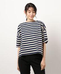 tシャツ Tシャツ ボーダーバスクTee|ZOZOTOWN PayPayモール店