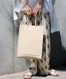 トートバッグ バッグ 【YAHKI /ヤーキ】WFACE SHOPPING BAG:ショッピングバッグ◆|ZOZOTOWN PayPayモール店