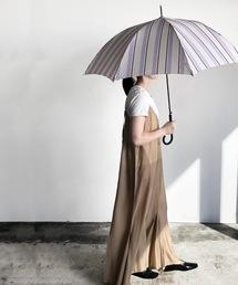 傘 NT:ペールストライプ アンブレラ|ZOZOTOWN PayPayモール店