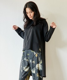 tシャツ Tシャツ 【LA BELLE ETUDE】フィッシュテールリラックスBASICカットソー|ZOZOTOWN PayPayモール店