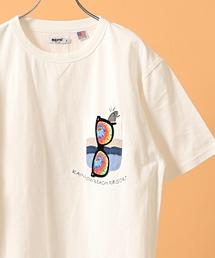 tシャツ Tシャツ [grn ジーアールエヌ]USAコットン天竺 ポケットモチーフTシャツ|ZOZOTOWN PayPayモール店