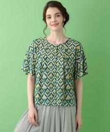 tシャツ Tシャツ 【2WAY】Flor Rombo ジャカードトップス|ZOZOTOWN PayPayモール店
