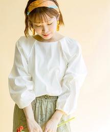 シャツ ブラウス ラグランタックスリーブブラウス【手洗い可能】◆|ZOZOTOWN PayPayモール店