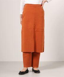 パンツ SUGAR ROSE/シュガー ローズ/スカートドッキングニットパンツ/206910 ZOZOTOWN PayPayモール店