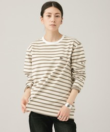 tシャツ Tシャツ Curensology(カレンソロジー)/【Scye/サイ】ストライプロングTシャツ|ZOZOTOWN PayPayモール店
