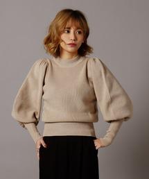 ニット volume sleeve knit ZOZOTOWN PayPayモール店