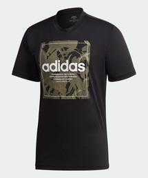 tシャツ Tシャツ カモフラージュ ボックスTシャツ [CAMOUFLAGE BOX TEE] アディダス ZOZOTOWN PayPayモール店