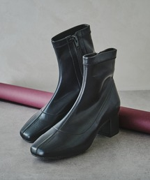 ブーツ ■2021秋冬新作■スクエアトゥストレッチブーツ/11416|ZOZOTOWN PayPayモール店