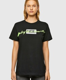 tシャツ Tシャツ レディース Tシャツ DIESELロゴ 半袖tee|ZOZOTOWN PayPayモール店