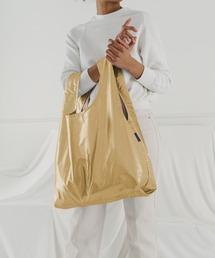 エコバッグ バッグ STANDARD BAGGU 366.メタリック ゴールド|ZOZOTOWN PayPayモール店