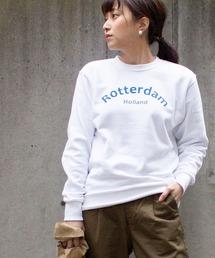 スウェット Rotterdamクルーネック裏毛スウェット|ZOZOTOWN PayPayモール店