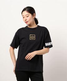 tシャツ Tシャツ 親子お揃い ロゴテープTシャツ 4922A ZOZOTOWN PayPayモール店