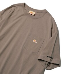 tシャツ Tシャツ WEB限定 KELTY×FREAK'S STORE/ケルティ 別注MINIロゴ ポケットTシャツ/ポケT/ビッグシルエット ZOZOTOWN PayPayモール店