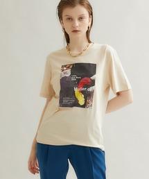 tシャツ Tシャツ 【muller of yoshiokubo(ミュラーオブヨシオクボ)】ルースターTシャツ|ZOZOTOWN PayPayモール店