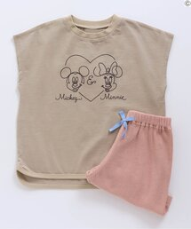 ルームウェア パジャマ ディズニーキャラクター Girl'sルームウェア|ZOZOTOWN PayPayモール店