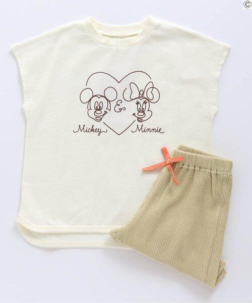 ストア ルームウェア パジャマ ディズニーキャラクター Girl#039;sルームウェア 至上