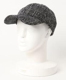 帽子 キャップ Lovable Tweed Cap|ZOZOTOWN PayPayモール店