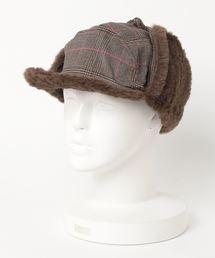 帽子 キャップ Lovable Check Flap Cap|ZOZOTOWN PayPayモール店