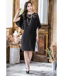 ドレス 大人可愛いケープドレス|ZOZOTOWN PayPayモール店