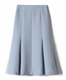 スカート ESTNATION / フィットアンドフレアミディスカート|ZOZOTOWN PayPayモール店